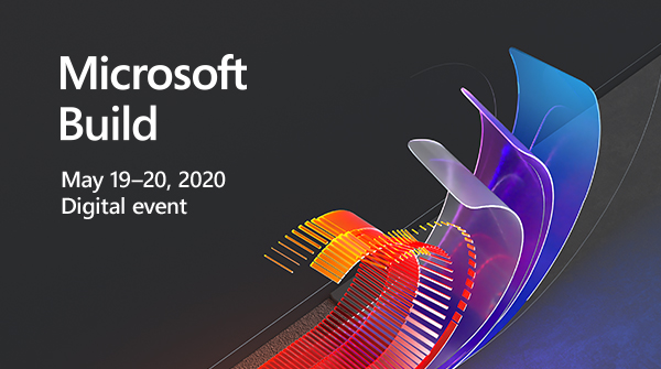 Afbeelding Microsoft Build 2020