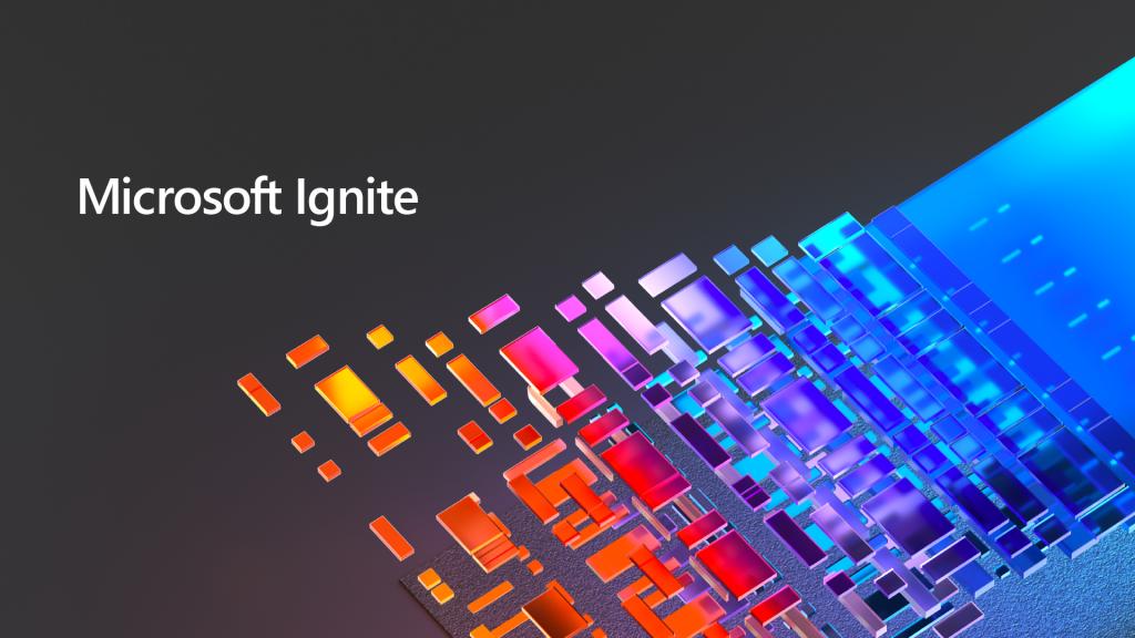 Banner Microsoft Ignite 2020