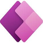 Logo Microsoft Power Apps