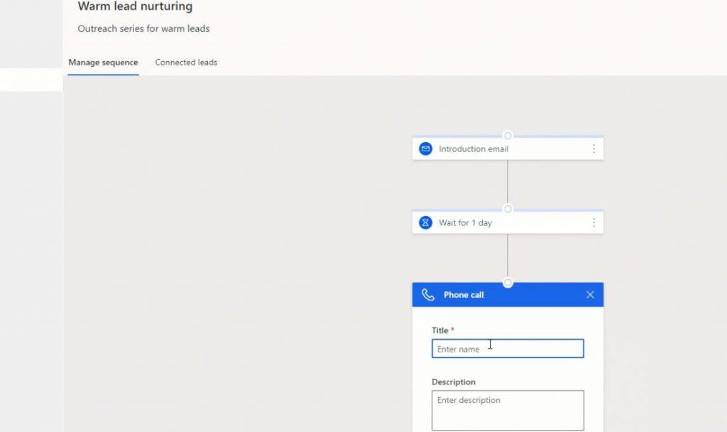 Screenshot Automatisering en adaptieve taken