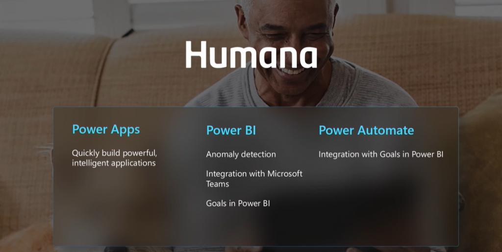 Microsoft Business Applications Summit 2021 Demo Humana