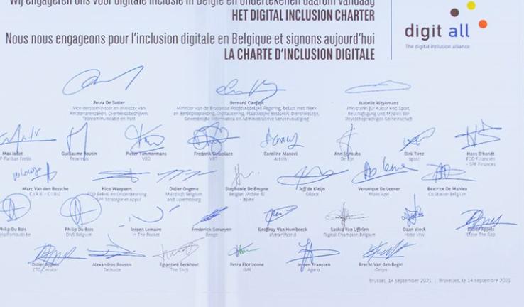 Digital Inclusion Charter